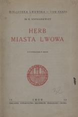 Herb miasta Lwowa