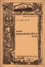 Młody Krajoznawca Śląski, 1937, R. 4, nr 2