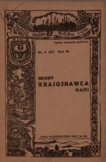Młody Krajoznawca Śląski, 1937, R. 4, nr 4
