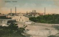 Fabryka Sody - Soda-Fabrik Szczakowa