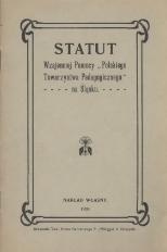 Statut Wzajemnej Pomocy