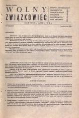 Wolny Związkowiec, 1980, nr 7