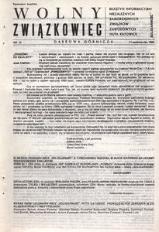 Wolny Związkowiec, 1980, nr 10