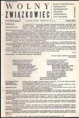 Wolny Związkowiec, 1980, nr 18