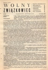 Wolny Związkowiec, 1980, nr 25