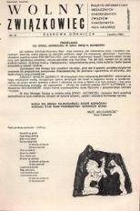 Wolny Związkowiec, 1980, nr 26