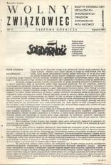 Wolny Związkowiec, 1980, nr 27