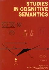 Studies in cognitive semantics