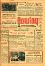 Nowiny, 1983, nr 5 (1312)