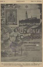Dzwonek Częstochowski : pismo miesięczne, illustrowane. 1904, R.4, T.9(39) - wrzesień