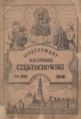 Ilustrowany kalendarz dla ludu katolickiego na rok 1940