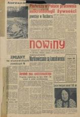 Nowiny, 1961, nr 1 (209)