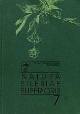 Natura Silesiae Superioris, T.7