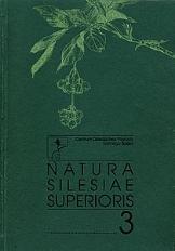 Natura Silesiae Superioris, T. 3