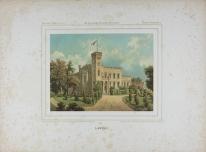 Pałac w Łączanach