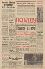 Nowiny, 1961, nr 31 (239)