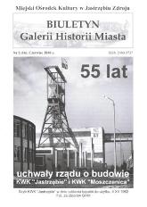 Biuletyn Galerii Historii Miasta, 2010, nr 2 (16)