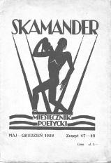 Skamander. 1926, z. 47, 48