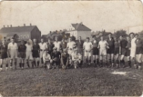 R.K.S Czechowice - K.S Pogoń Katowice 1930 r.