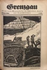 Grenzgau, 1925, Februar/März