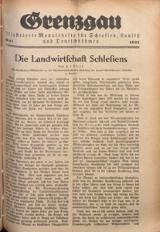 Grenzgau, 1925, Mai