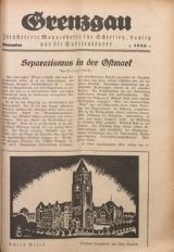 Grenzgau, 1925, November