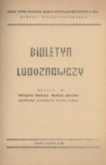 Biuletyn Ludoznawczy, z. 4