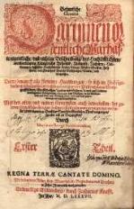 Behmische Chronica. Darinnen ordentliche [...] Beschreibung des [...] Königreichs Bohaimb [...]