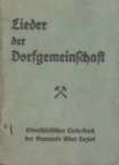 Lieder der Dorfgemeinschaft. Oberschlesisches Liederbuch der Gemeinde Ober Lazisk