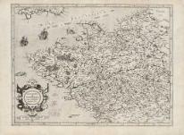Brittannia & Normandia cum confinib[us] regionibus
