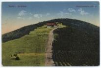 Bielitz-Beskiden. Clementinenhütte (1075 m)