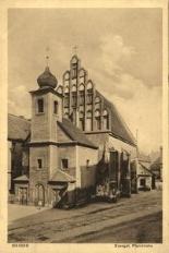 Neisse. Evangel. Pfarrkirche