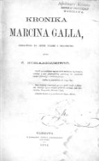 Kronika Marcina Galla