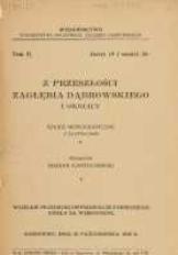 Z przeszłości Zagłębia Dąbrowskiego i okolicy, 1932, T. 2, z. 19/20