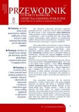 Przewodnik. Otwarty Konkurs ofert na zadania publiczne Województwa Śląskiego w dziedzinie kultury