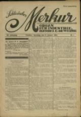Schlesischer Merkur, 1923, Nry 1-96/97