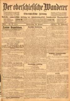 Der Oberschlesische Wanderer, 1914, Jg. 87, nr17