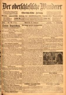 Der Oberschlesische Wanderer, 1914, Jg. 87, nr33