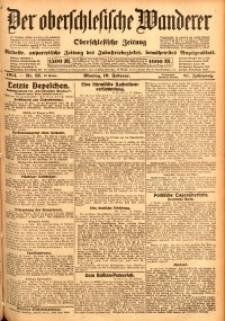 Der Oberschlesische Wanderer, 1914, Jg. 87, nr37