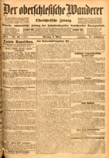 Der Oberschlesische Wanderer, 1914, Jg. 87, nr49