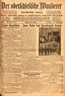 Der Oberschlesische Wanderer, 1914, Jg. 87, nr55