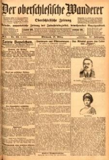 Der Oberschlesische Wanderer, 1914, Jg. 87, nr63