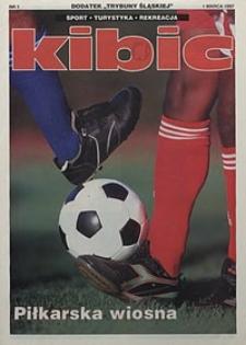 Kibic, 1997, nr1
