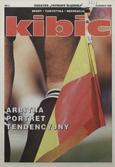 Kibic, 1997, nr3