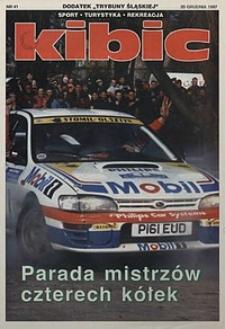 Kibic, 1997, nr41