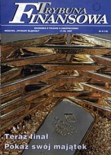 Trybuna Finansowa, 1997, nr6