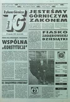 Trybuna Górnicza, 1997, nr4