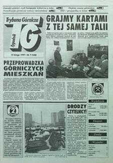 Trybuna Górnicza, 1997, nr7