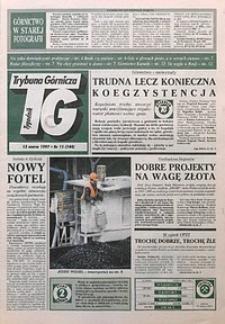 Trybuna Górnicza, 1997, nr11