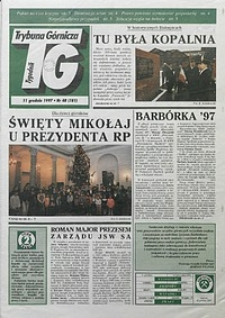 Trybuna Górnicza, 1997, nr48